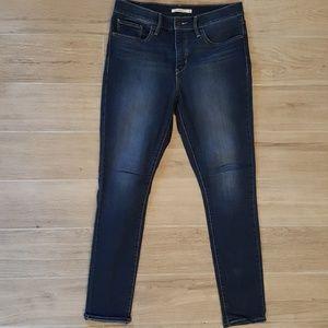 Levis 311 shaping skinny jean 30x29